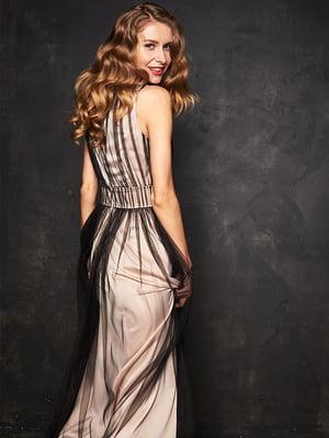 Сукня двокольорова   4982652