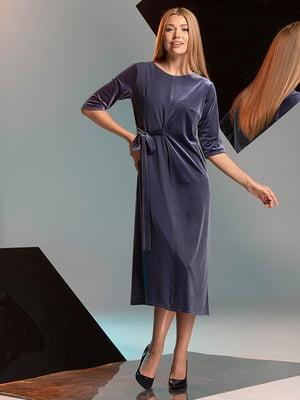 Платье серое | 5109779