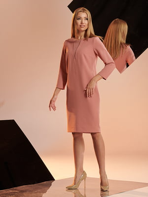 Платье розовое | 5109816