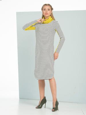 Платье в полоску | 5109857