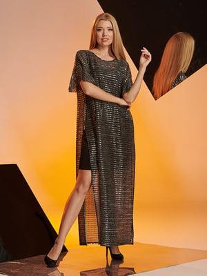 Сукня двоколірна | 5109897