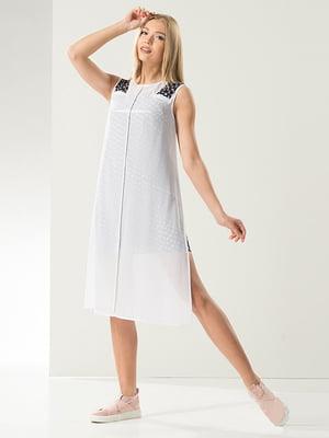 Комплект: сукня і накидка | 5120737