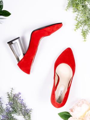 Туфлі червоні | 4913342