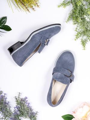 Туфлі сірі | 4965339