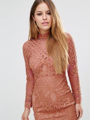 Платье бледно-розовое   5126944
