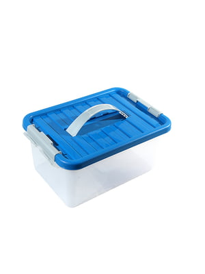 Ящик пластиковий з ручкою Heidrun ClipBOX (29х19х14см) (5 л) | 5132144