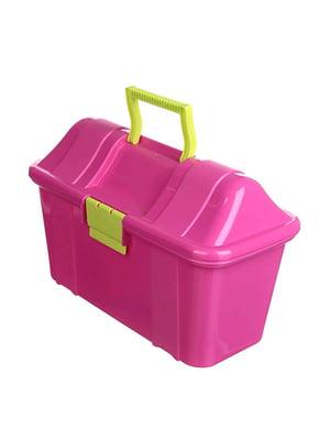 Ящик - сундук для девочки Heidrun Boxmania  (38,5х27,5х24см) (7,7л) | 5132165