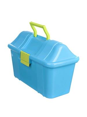 Ящик - сундук для девочки Heidrun Boxmania  (38,5х27,5х24см) (7,7л) | 5132166
