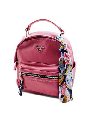 Рюкзак рожевий | 5110046