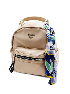 Рюкзак бежевый | 5110047