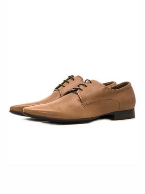 Туфлі коричневі | 5048710