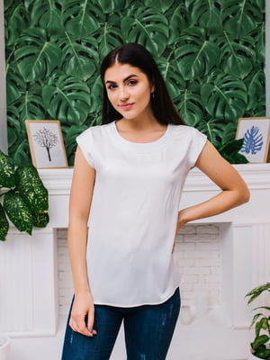 Блуза белая | 5133952