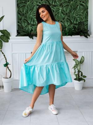 Сукня блакитна | 5133957