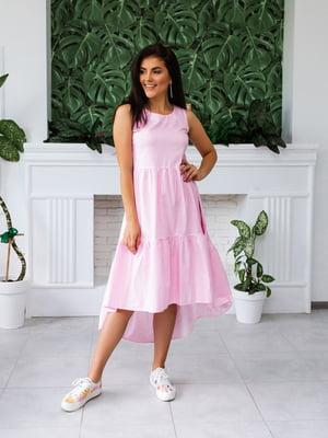 Платье розовое | 5133958