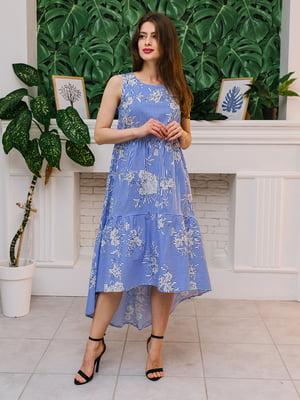 Сукня блакитна | 5133959