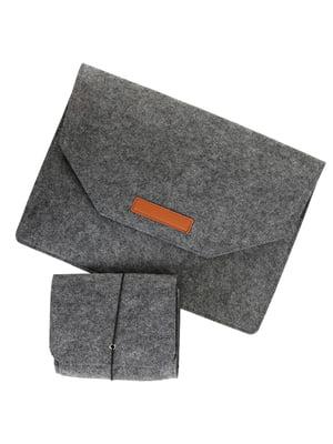 Папка-чехол для ноутбука (11 дюймов) и чехол для кабеля | 5132180