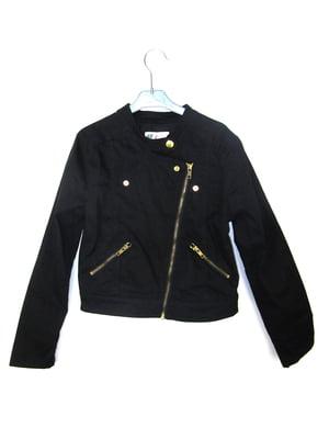Куртка чорна | 5134237