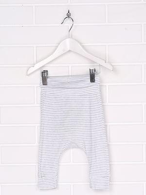 Брюки в полоску пижамные | 5135116