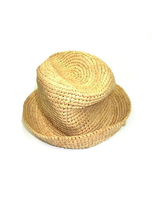 Шляпа бежевая   5135148