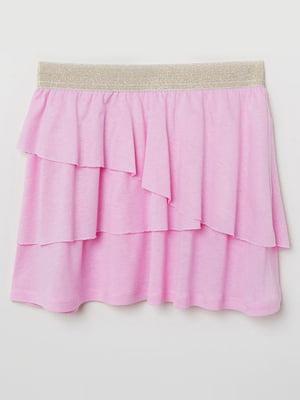 Юбка розовая | 5135239