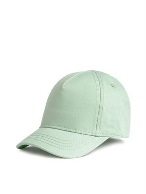 Бейсболка светло-зеленая | 5135000