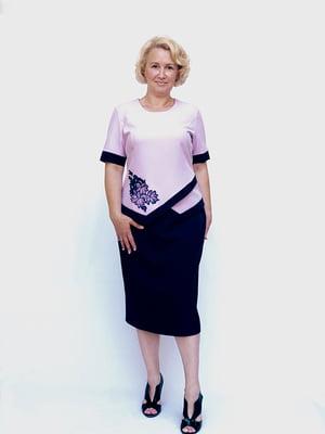 Комлпеткт: блуза и юбка | 5124601
