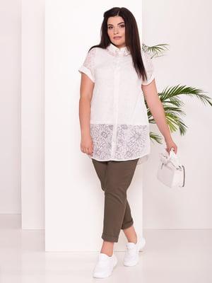 Комплект: блуза и брюки | 5136064
