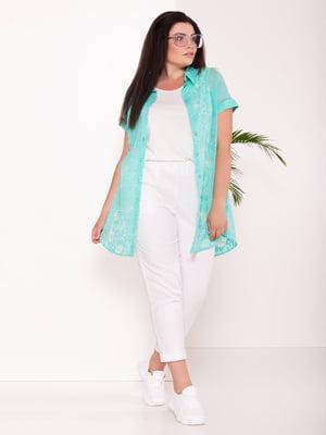Комплект: блуза и брюки | 5136065