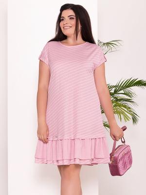 Платье розовое | 5136091