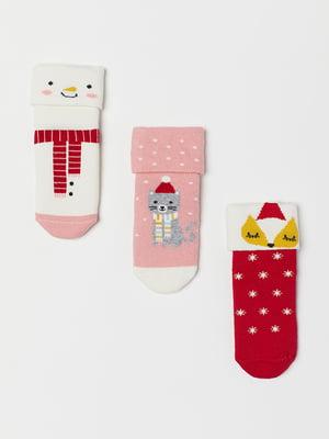 Комплект носков (3шт) | 5127188