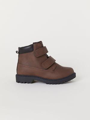 Ботинки коричневые   5127214