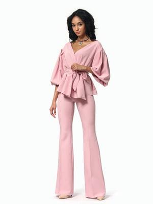 Комплект: жакет и брюки | 5136796