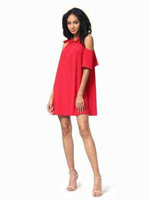 Платье красное | 5136801