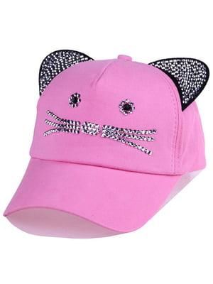 Бейсболка рожева | 4538184