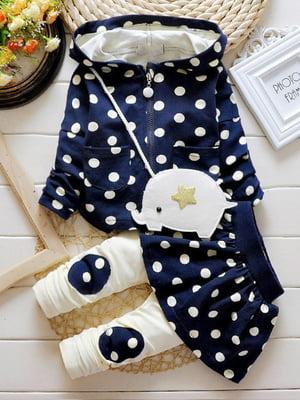 Комплект: кофта та штани-спідниця | 5074847