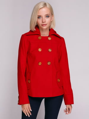Куртка червона | 4619219