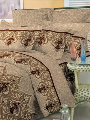 Комплект постельного белья двуспальный (евро)   5137092
