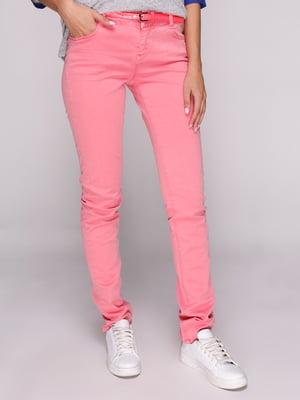 Джинси рожеві   4620956