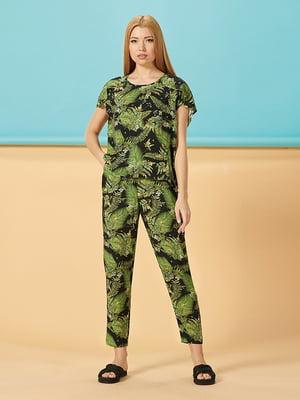 Штани зелені | 5115855