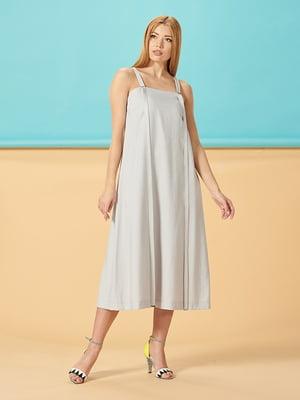 Платье серое | 5115983
