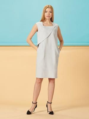 Платье серое | 5115994
