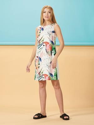 Сукня молочного кольору | 5139572