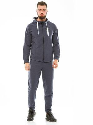 Костюм спортивный: кофта и брюки | 5139635