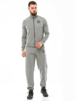 Костюм спортивный: кофта и брюки | 5139641