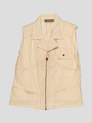 Блуза бежевая | 1590262