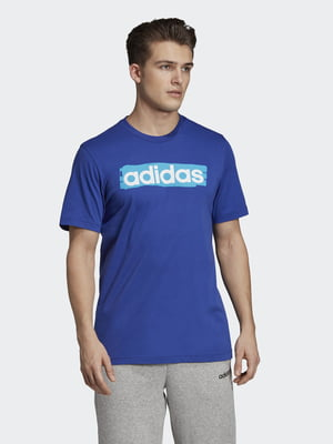 Футболка синяя | 5086567
