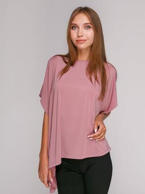 Блуза розовая   3271142
