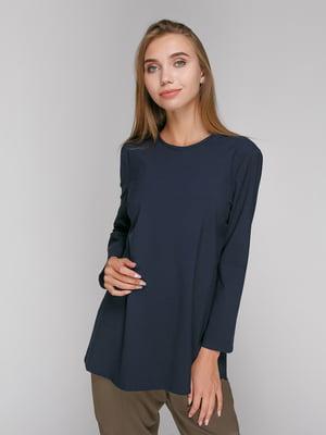 Блуза синя | 2753126