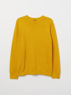 Джемпер желтый | 5112777