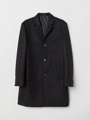 Пальто черное | 5113134
